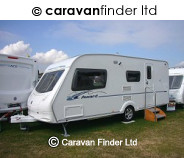 Ace Morningstar 2008 caravan