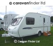 Ace Ambassador 2009 caravan