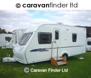 Ace Envoy 2009 caravan