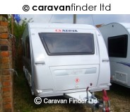 Adria Adiva 552LT 2009 caravan