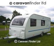Adria Altea 542 DT 2009 caravan