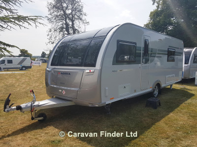New Adria Adora 613 DT Isonzo 2018 touring caravan Image
