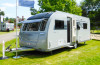 New Adria Alpina 613 UC Missouri NEW 2018 MODEL 2018 touring caravan Image