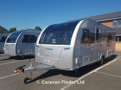 New Adria Adora 613 UT Thames 2019 touring caravan Image