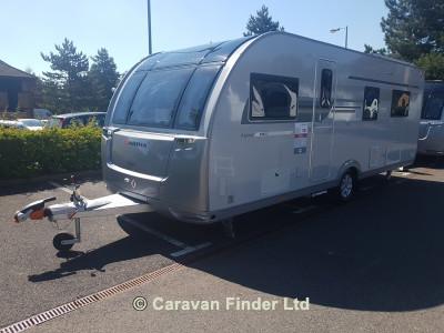 New Adria Alpina 613 UC Missouri 2019 touring caravan Image