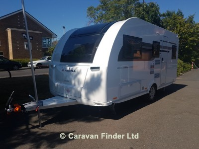 New Adria Altea Eden 2019 touring caravan Image