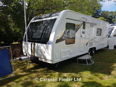 New Alaria TS 2019 touring caravan Image