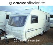 Avondale Argente 460 2003 caravan