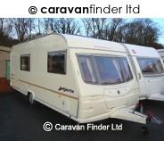 Avondale Argente 550 2004 caravan