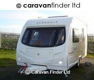 Avondale Argente 390 2007 caravan