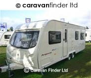 Avondale Argente 650 2007 caravan