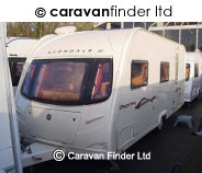 Avondale Golden Osprey 2007 caravan