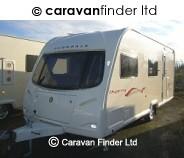 Avondale Osprey  2007 caravan