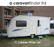 Avondale Argente 480 2008 caravan