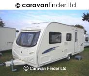 Avondale Argente 550 S 2008 caravan