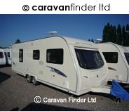 Avondale Argente 642 2008 caravan