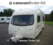 Avondale Landranger 6400 EBL 2008 caravan