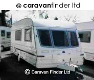Bailey Pageant Champagne 1997 caravan