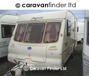 Bailey Pageant Magenta 2002 caravan