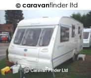 Bailey Ranger 500 2001 2003 caravan