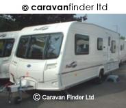Bailey Auvergne S5 2004 caravan