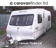 Bailey Bordeaux 2004 caravan
