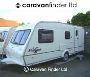 Bailey Loire 2004 caravan