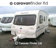 Bailey Ranger 500 2004 caravan