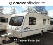 Bailey Ranger 550 2005 caravan