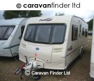 Bailey Burgundy Series 5 2006 caravan