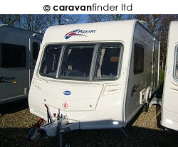 Used Bailey Pageant Monarch 2006 touring caravan Image