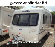 Bailey Normandie 2006 caravan