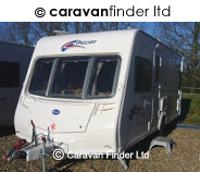 Bailey Bordeaux S6 2007 caravan
