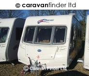 Bailey Burgundy S6 2007 caravan