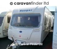 Bailey Ranger 550 Series 5 2007 caravan