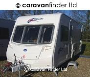 Bailey Bordeaux S6 2008 caravan