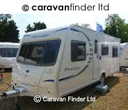 Bailey Burgundy S7 2008 caravan