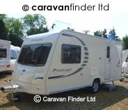 Bailey Monach S7 2008 caravan