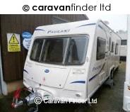 Bailey Pageant Limousin S7 2009 caravan