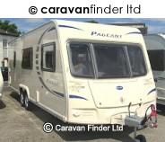 Bailey Loire S7 2009 caravan