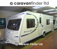 Bailey Sancerre S7 2009 caravan