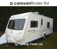 Bailey Senator California S6 2009 caravan