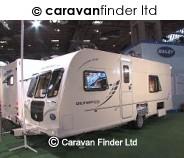 Bailey Olympus 534 2010 caravan