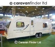 Bailey Olympus 624 2010 caravan