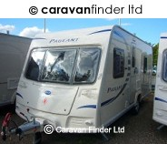 Bailey Bordeaux 2010 caravan