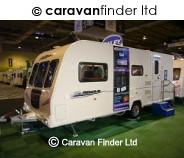 Bailey Pegasus 514 2010 caravan