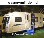 Bailey Pegasus 534 2010 caravan