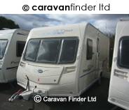 Bailey Ranger GT60 460 S6 2010 caravan
