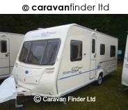 Bailey Ranger GT60 520 S6  2010 caravan