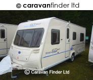 Bailey Ranger GT60 520 S6 SOLD 2010 caravan